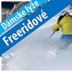 Skitest 2017/2018: Dámske lyže freeridové - © OnTheSnow