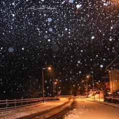 Alpe d'Huez, čerstvý sníh 6.11.2017 - © Alpe d'Huez | facebook