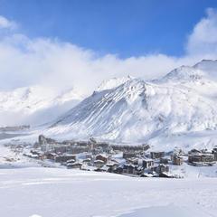 hiver à Tignes - © Station de Tignes