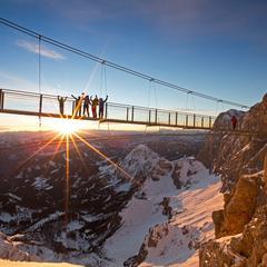 Fascinující vyhlídkové plošiny v Alpách - ©Herbert Raffalt