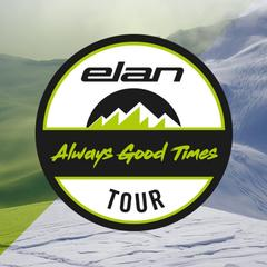 ''Always Good Times'': Elan-Skitest tourt durch die Skigebiete - ©Elan Ski