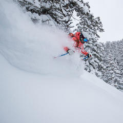 Ripping powder in Solitude, Utah - © Solitude Mountain Resort | Adam Clark
