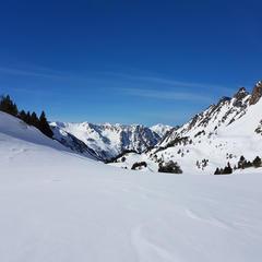 ski hors piste grand tourmalet - © Mélanie / OT du Grand Tourmalet