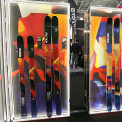 Die Faction Prodigy-Serie beherbegt All-Mountain-Modelle - © Skiinfo | Sebastian Lindemeyer
