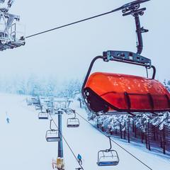 Covid-19 v Poľsku: Národná karanténa predĺžená do 31. januára, strediská zatvorené - ©Zieleniec Ski Arena