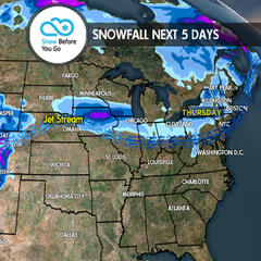 4.19 Snow Before You Go: Storms Reboot East & West - ©Meteorologist Chris Tomer