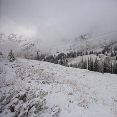 Dusting to Dumping: Snow Starts in the West - ©Rocko Menzyk, Alta Ski Area