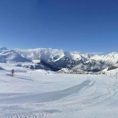 Snowcast for our top 20 ski resorts - ©Alpe d'Huez/Facebook