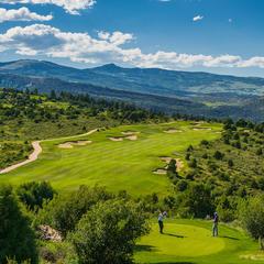 5 Colorado Golf Courses Above 9,000 Feet - ©Beaver Creek