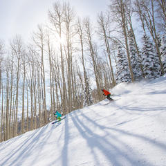Deer Valley instruction - © Scott Markewitz