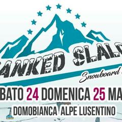 Banked Slalom Snowboard Contest sulle piste di Domobianca - ©www.domobianca.it