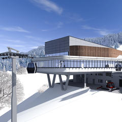 Maiskogelbahn - © MAB Architektur Projektmanagement