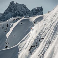 Nadine Wallner am Arlberg - © ServusTV_Andreas Vigl