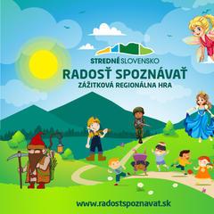 Tip na zvyšok leta: Po stopách Medeného pokladu – Radosť spoznávať - ©OOCR Stredné Slovensko