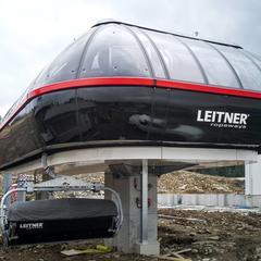 Sedačková lanovka Leitner na Zbojnickej kope - © TMR