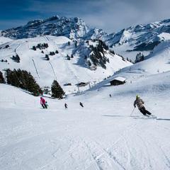 ski Villars Gryon Les Diablerets - © D.CARLIER / davidcarlierphotography.com