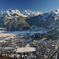 station de ski Interlaken - © Office de Tourisme d'Interlaken