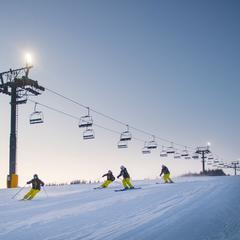 Strachan Ski centrum 12.3.2018 - © facebook Strachan Ski centrum