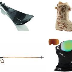 Lyžiarske a snb vybavenie – sen každého lyžiara a snoubordistu 3b827b00db1