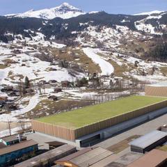 V-Bahn Grindelwald Parkhaus - © https://www.jungfrau.ch