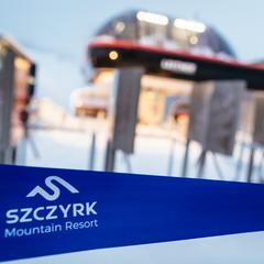 Szczyrk: otwarcie 6-osobowej kolei na Zbójnicką Kopę - © Szczyrk Mountain Resort
