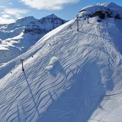 Who Got the Most Snow This Week? - ©Telluride Ski Resort