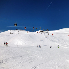 Skigebiet Zillertal Arena - ©Markus Hahn