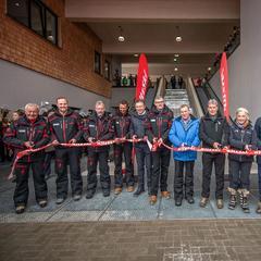 Feierliche Eröffnung der Fleckalmbahn am 14.12.2019 - © Bergbahn AG Kitzbühel   Michael Werlberg