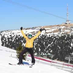 ski en période pandémie covid 19 - © facebook | ČT24