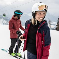 vetement de ski à technologie chauffante intelligente Odlo I-Thermic - © ODLO