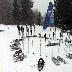 Schneeschuhtour 2012 Oberjoch - ©K2