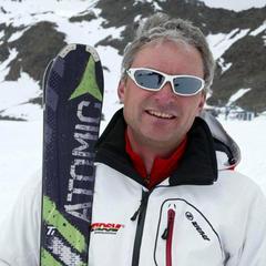 Dr. Frank Reinboth - Teamchef des DSV Bundeslehretam alpin und verantwortlich für Ausbildung und Weiterbildung zum DSV Skilehrer und Landesausbilder im Deutschen Skiverband - ©Dr. Frank Reinboth