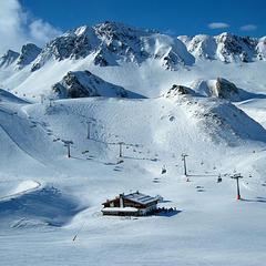 Najväčšie lyžiarske strediská v Rakúsku: 4 –Silvretta Arena | Ischgl - Samnaun | - ©Markus Hahn