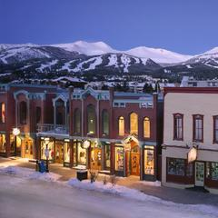 Night in Breckenridge
