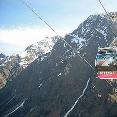 Rifflsee Skigebiet - ©Markus Hahn
