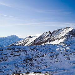 Schnee auf dem Mölltaler - ©Kai Oswald Seidler