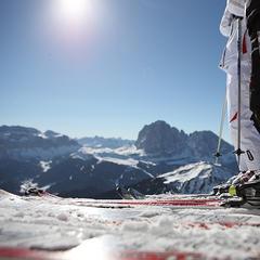 Skier - ©dolomitisuperski.com