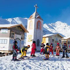 Kinder auf der Kinderschneealm in Serfaus - © Serfaus-Fiss-Ladis / Tirol