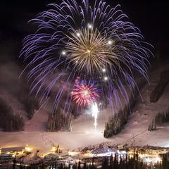 Sun Peaks New Year's Eve (Adam Stein) - ©  Adam Stein, Sun Peaks