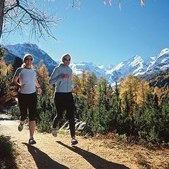 Jogging - ©Pontresina