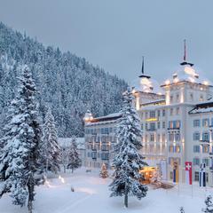 Kempinski Grand Hotel des Bains in St. Moritz - © Kempinski Grand Hotel