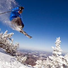 Steil terrein in Smugglers' Notch Resort in Vermont - ©Smugglers' Notch Resort