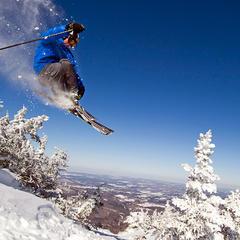 Steil terrein in Smugglers' Notch Resort in Vermont - ©Smugglers' Notch Resort