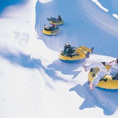 Snowtubing in Engelberg - ©Engelberg Tourism