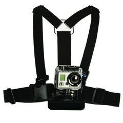 Christmas gifts for the slopes - GoPro Chest Mount Harness - ©GoPro.com