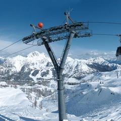 Sciare in Carinzia a Nassfeld-Pramollo