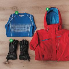2013 Women's Ski & Snowboard Outfit #1 - ©Julia Vandenoever