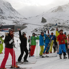 Val Thorens gives skiers a sneak preview ahead of tomorrow's opening - ©Val Thorens
