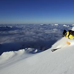 Five reasons to ski Laax: Slopes & terrain - ©Laax Tourist Office