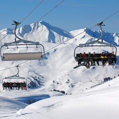 The UK's favourite ski resorts